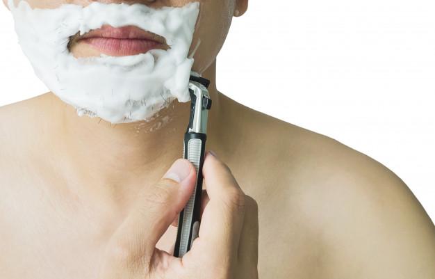 eksempel på barbering