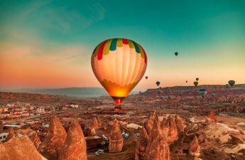flyv luftballon