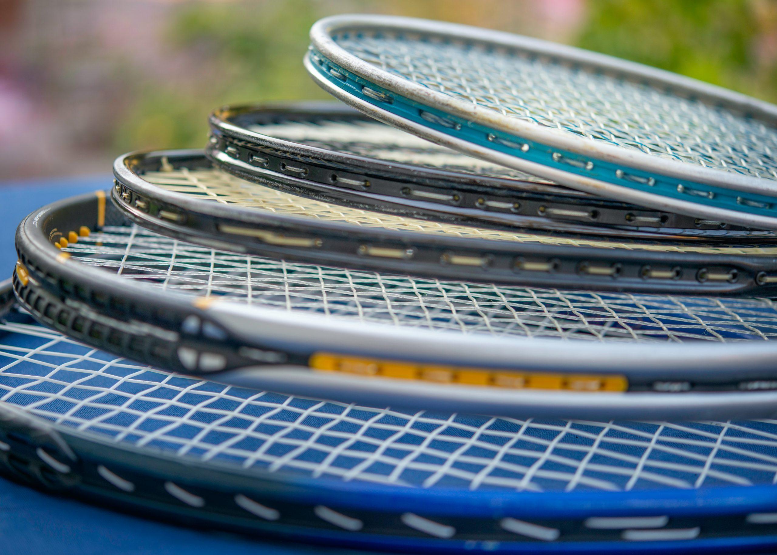 badminton ketcher